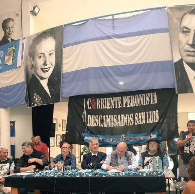 Alberto Rodríguez Saá y el kirchnerismo consolidan su alianza