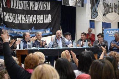 """Carlos Tomada: """"Pocos gobiernos generaron tantos puestos de trabajo como San Luis"""""""