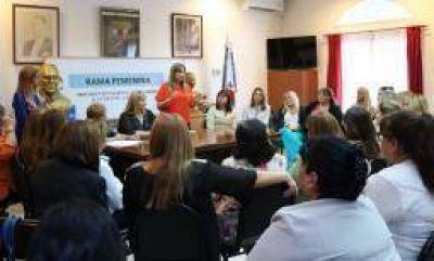 Fin de las especulaciones: Tere Madera encabezará lista del PJ