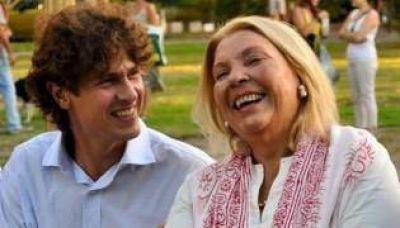 Carrió anunció que será candidata en la ciudad