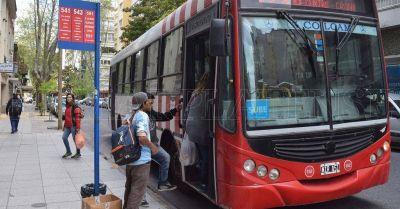 """La comuna revisará los pliegos en transporte: """"Hay cosas que van a cambiar"""""""