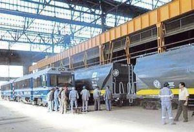 La Unión Ferroviaria impulsa un plan para reactivar el empleo industrial