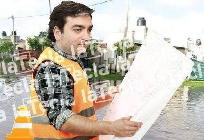 Inundaciones: las obras que la Provincia planea en el noroeste bonaerense entran en tensión