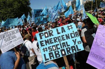 El gobierno nacional destinará 4 mil pesos mensuales a trabajadores de la economía popular