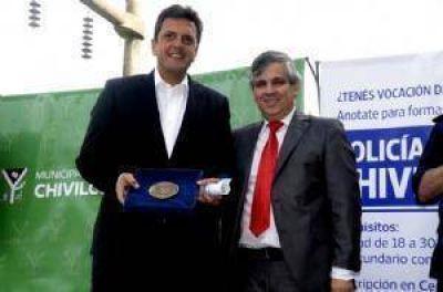 """""""Estamos muy confiados en lograr el respaldo de los chivilcoyanos en las próximas elecciones"""""""