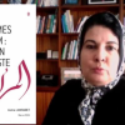 Islamismo tradicional infantiliza a mujer, dice feminista marroquí Lamrabet