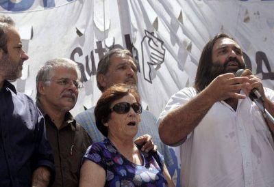 """Antes de reunirse, docentes advierten a Vidal que """"el plan de lucha no está cerrado"""""""