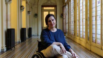 Gabriela Michetti se diferenció de Elisa Carrió: