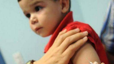 Sigue la vacunación antrigripal para niños y enfermos crónicos
