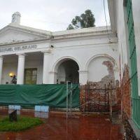 Invierten 20 millones de pesos en el arreglo de la Escuela Belgrano