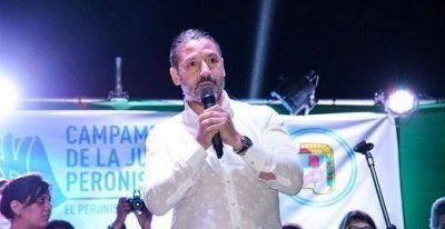 """Gustavo Menéndez: """"Prefiero que Cristina no sea candidata, pero si decide ser, la voy a apoyar"""""""