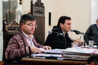 Se aceptó la renuncia de Quarenta a la Presidencia del Concejo