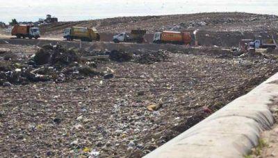 Basura: estiran plazos en enterramiento Piedras Blancas