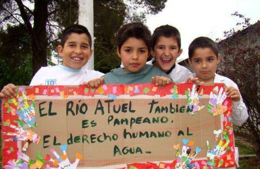 Atuel: dos científicos mendocinos le dan la razón a La Pampa