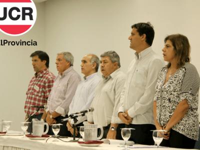 """El radicalismo patea el tablero y cuestiona las """"candidaturas testimoniales"""""""