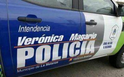 Magario puso su nombre en 40 patrulleros y desató polémica en La Matanza
