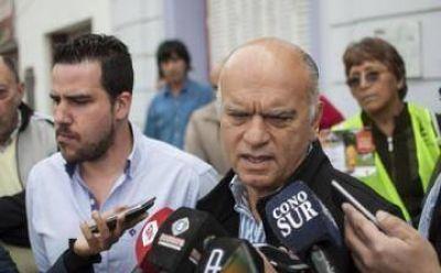 Grindetti estimó una elección polarizada en la Provincia