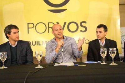 Martiniano Molina presentó un programa para