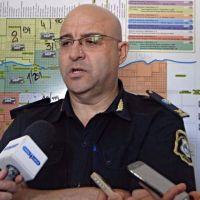 Mario Busto deja la Jefatura Distrital de Policía
