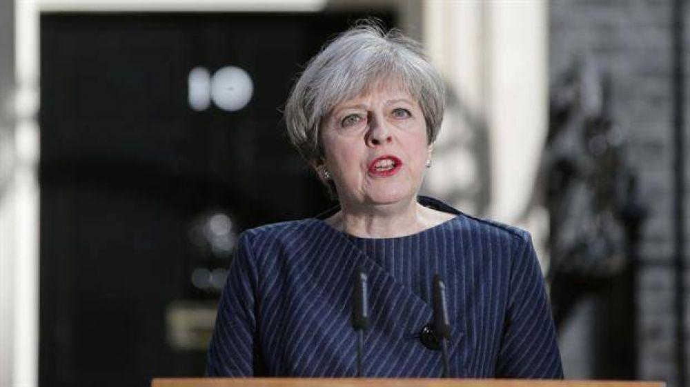 Reino Unido: Theresa May convoca a elecciones anticipadas para el 8 de junio