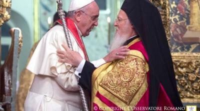 El Papa y el Patriarca ecuménico Bartolomé coincidirán en Egipto