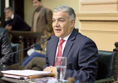 Raúl Medina respaldó a Urtubey,