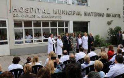 Vidal y Posse anunciaron una baja de la mortalidad materna en la Provincia