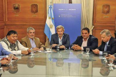 Das Neves consiguió compromiso de $ 1.500 millones desde Nación