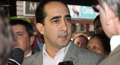 A la espera de la interpelación a Tagliaferro en el Concejo Deliberante