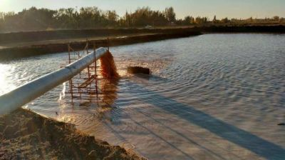 La Cooperativa de Trelew aseguró que habilitarán el agua por sectores