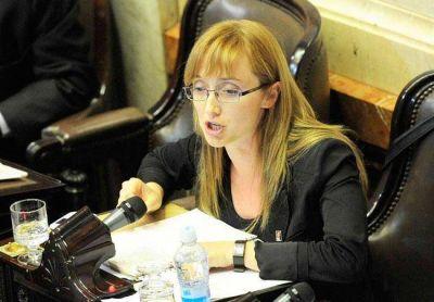 Portezuelo: una senadora kirchnerista de Mendoza apoya el trasvase del Grande