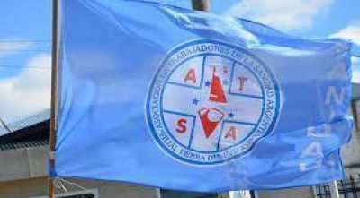 Desde ATSA aseguraron que seguirán reclamando una recomposición salarial