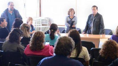 Los hospitalarios de Cipolletti analizan la retención de servicios