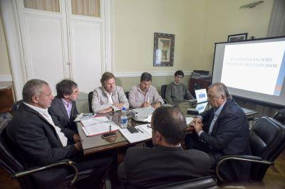 El Ejecutivo envió a la Legislatura un proyecto para tomar deuda por hasta cuatro mil millones de pesos