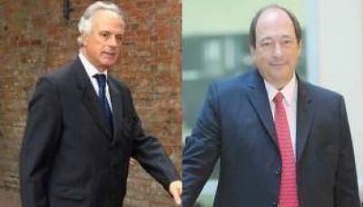 La candidatura de Lousteau lleva impresa la pelea interna en la UCR