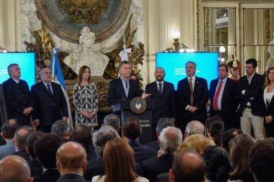 Qué puntos contiene el convenio que firmo Vidal para