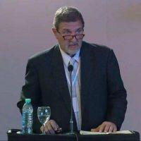 Foulkes reiteró la necesidad del desarrollo patagónico, recordando la convocatoria de hace 31 años del expresidente Alfonsín