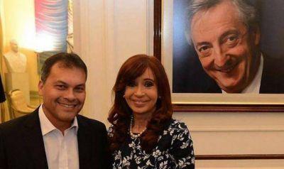 El Intendente de Moreno se jugó: