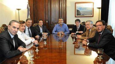 Randazzo ratificó su aspiración ante Pichetto y un grupo de senadores