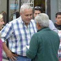 Ríos y Any harán su lanzamiento en el barrio Laguna Seca