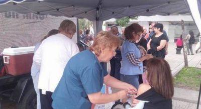 Provincia regatea dosis antigripales a la Municipalidad