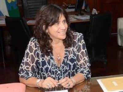 La ministra de Salud Zulma Ortíz estará en Chivilcoy anunciando el SAME provincial
