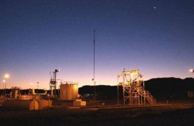 Se inaugura la planta de Shell en Sierras Blancas