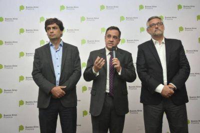 Finocchiaro negó que propuesta de Provincia busque eliminar las paritarias
