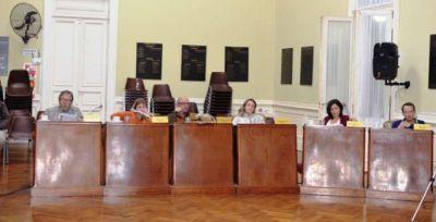 Segunda Sesión 2017: A tres años de su muerte, la concejal Delucia recordó a Marisol