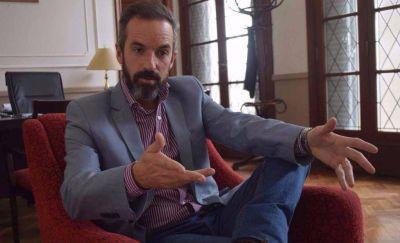 """Dalton Jáuregui: """"Venimos a acompañar un nuevo comienzo"""""""
