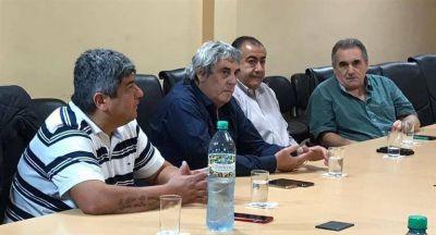 La CGT recibió a representantes del frente gremial docente