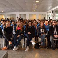 Encuentro escolar internacional en Mar del Plata