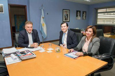 El Gobierno Nacional avanza con obras de agua y saneamiento en el interior santiagueño