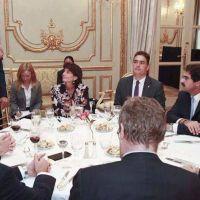 Urtubey ofreció 3.000.000 ha a inversores suizos